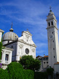 Καθολική εκκλησία, Βενετία Στοκ Εικόνες