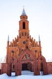 Καθολική εκκλησία Στοκ Φωτογραφία