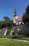Καθολική εκκλησία Στοκ φωτογραφίες με δικαίωμα ελεύθερης χρήσης