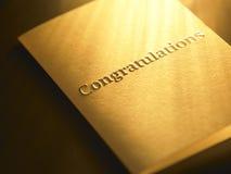 καθολικός Ιστός προτύπων σελίδων χαιρετισμού συγχαρητηρίων καρτών ανασκόπησης Στοκ Φωτογραφία