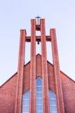 Καθολικός καθεδρικός ναός Στοκ Φωτογραφία