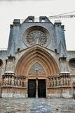 Καθολικός καθεδρικός ναός Tarragona Στοκ Εικόνες