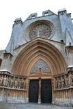 Καθολικός καθεδρικός ναός Tarragona Στοκ φωτογραφία με δικαίωμα ελεύθερης χρήσης