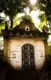 Καθολικό παρεκκλησι, Anjuna, Goa, Ινδία Στοκ φωτογραφίες με δικαίωμα ελεύθερης χρήσης