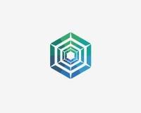 Καθολικό app πλανητών ενεργειακής τεχνολογίας εικονίδιο Στοκ εικόνα με δικαίωμα ελεύθερης χρήσης
