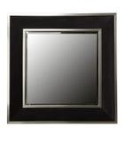 Καθρέφτης ή κενό πλαίσιο εικόνων Στοκ Εικόνα