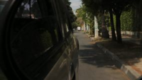 καθρέφτης αυτοκινήτων οπ& φιλμ μικρού μήκους