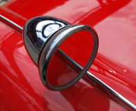 καθρέφτης αυτοκινήτων στοκ εικόνες με δικαίωμα ελεύθερης χρήσης