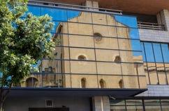 καθρέφτης εκκλησιών Στοκ φωτογραφία με δικαίωμα ελεύθερης χρήσης
