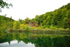 καθρέφτης λιμνών Στοκ εικόνα με δικαίωμα ελεύθερης χρήσης