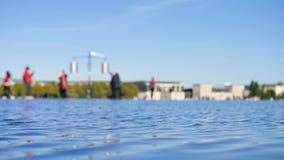 Καθρέφτης νερού στο Μπορντώ , Γαλλία φιλμ μικρού μήκους