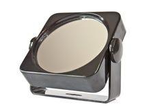 Καθρέφτης στο πλαστικό πλαίσιο Στοκ Εικόνες