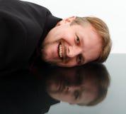 καθρέφτης συμπεριφοράς &alpha Στοκ Εικόνες