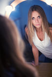 καθρέφτης Στοκ φωτογραφίες με δικαίωμα ελεύθερης χρήσης