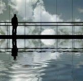καθρέφτης Στοκ Εικόνες