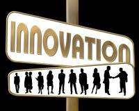 καινοτομία ελεύθερη απεικόνιση δικαιώματος