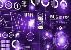 καινοτόμες τεχνολογίε&si Στοκ εικόνα με δικαίωμα ελεύθερης χρήσης