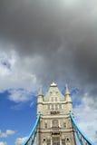 καιρός του Λονδίνου Στοκ εικόνα με δικαίωμα ελεύθερης χρήσης