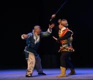 Και κακή â€œTaking τίγρη Montain οπερών πάλη-Πεκίνο από Strategy† Στοκ Εικόνες