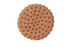 κακάο μπισκότων Στοκ εικόνες με δικαίωμα ελεύθερης χρήσης