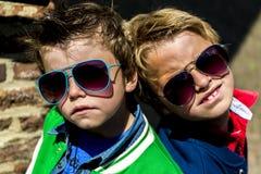 Κακά αγόρια 2 Στοκ φωτογραφία με δικαίωμα ελεύθερης χρήσης