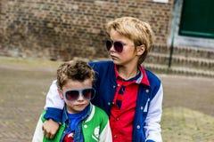 Κακά αγόρια 3 Στοκ φωτογραφία με δικαίωμα ελεύθερης χρήσης