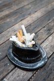 Κακά τσιγάρα εθισμού Στοκ Φωτογραφία
