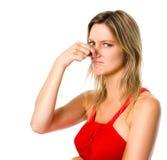 κακές μυρωδιές Στοκ εικόνα με δικαίωμα ελεύθερης χρήσης