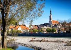 Κακές Toelz - Βαυαρία Στοκ εικόνα με δικαίωμα ελεύθερης χρήσης