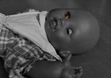 Κακή κούκλα Στοκ εικόνες με δικαίωμα ελεύθερης χρήσης