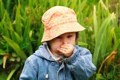 κακός αισθανθείτε τη μυρωδιά ι OH Στοκ εικόνα με δικαίωμα ελεύθερης χρήσης