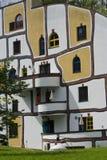 Κακός τοίχος Blumau Στοκ Φωτογραφίες
