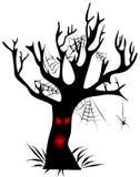 Κακό δέντρο Στοκ Εικόνα