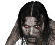 κακό πρόσωπο Στοκ Φωτογραφίες