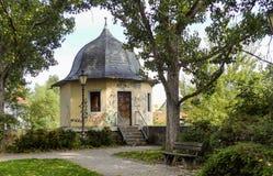 Κακό σπίτι βαρελιών Kreuznach βουτύρου Στοκ Φωτογραφία