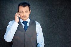 κακό τηλέφωνο ειδήσεων Στοκ εικόνες με δικαίωμα ελεύθερης χρήσης