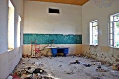 Κακό δωμάτιο στοκ φωτογραφίες