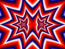 κακό fractal ματιών Στοκ Φωτογραφία