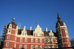 κακό muskau της Γερμανίας Στοκ φωτογραφία με δικαίωμα ελεύθερης χρήσης