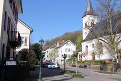 Κακό Soden, Γερμανία Στοκ φωτογραφία με δικαίωμα ελεύθερης χρήσης