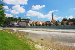 Κακό Tolz, Γερμανία Στοκ εικόνες με δικαίωμα ελεύθερης χρήσης