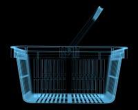 Καλάθι αγορών ελεύθερη απεικόνιση δικαιώματος
