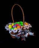 Καλάθι γλυκών Στοκ φωτογραφία με δικαίωμα ελεύθερης χρήσης