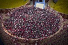 Καλάθι πιπεριών Στοκ Εικόνα