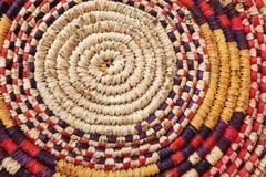 καλάθι που φοριέται αφρι&k Στοκ Εικόνες