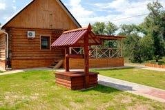 καλά ξύλινος Στοκ φωτογραφία με δικαίωμα ελεύθερης χρήσης