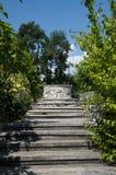 Καλά σε Angera Castle Στοκ φωτογραφία με δικαίωμα ελεύθερης χρήσης