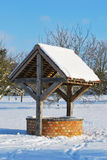 καλά χειμώνας Στοκ φωτογραφία με δικαίωμα ελεύθερης χρήσης