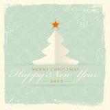 Καλά Χριστούγεννα και καλή χρονιά ελεύθερη απεικόνιση δικαιώματος