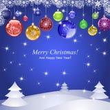 Καλά Χριστούγεννα 2 Στοκ φωτογραφία με δικαίωμα ελεύθερης χρήσης